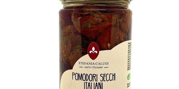 Pomodori secchi italiani in Olio