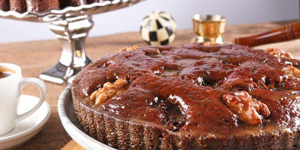 Date pudding - بودينغ التمر