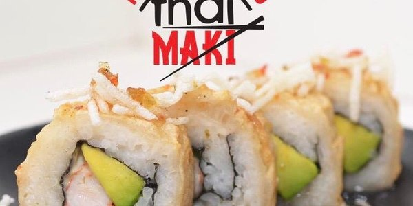 Thai Maki Roll