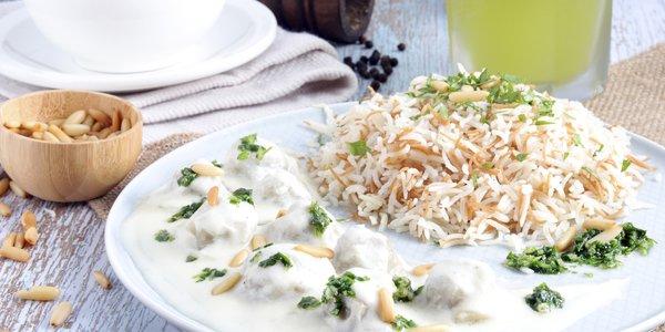 Shush Barak  Meal -  وجبة شيش برك