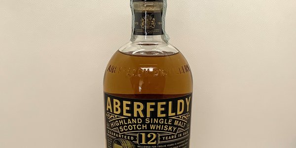 Single Malt Aberfeldy 12 Anni