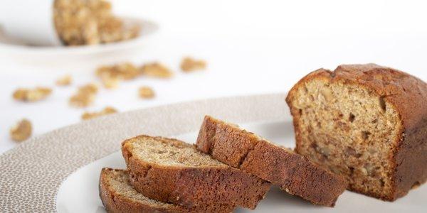 Banana Nut Loaf - بنانا نت لوف