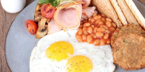 English Breakfast - إفطار انجليزي