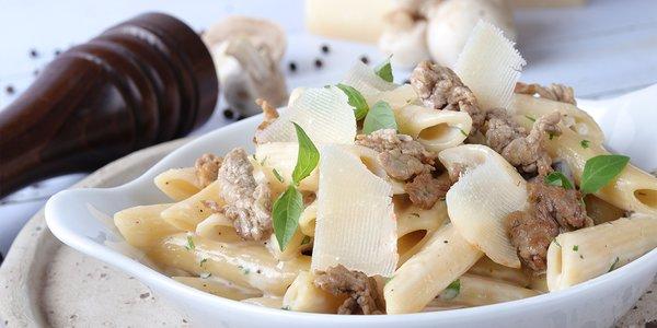 Beef Pasta - بيف باستا