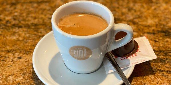 Café und Espresso