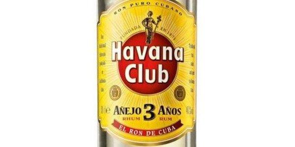 Havana club 3anos
