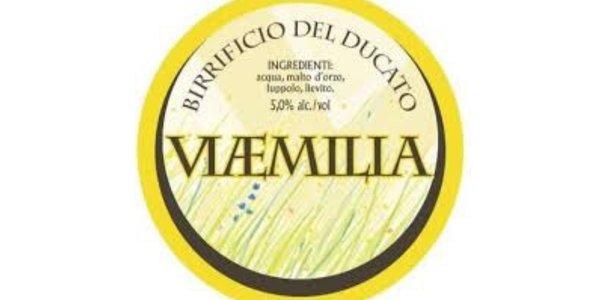 """Birra """"Via Emilia"""" Birrificio del Ducato"""