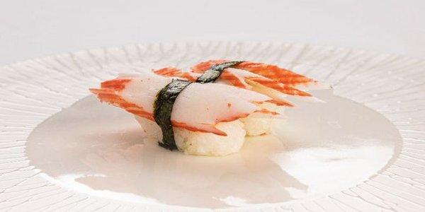 N10. Nigiri Kani (polpa di granchio)