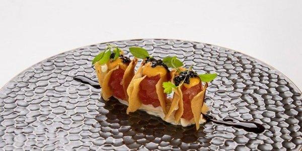 A2. Crispy Tuna