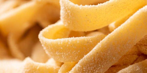 Pasta fresca Vegana