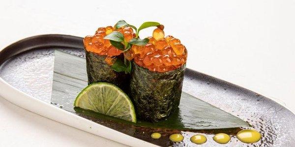 G4. Gunkan Ikura (caviale di salmone)