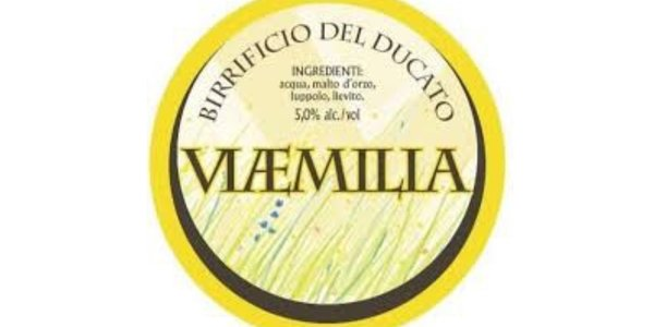 """Via Emilia"" Beer of Ducato Brewery"