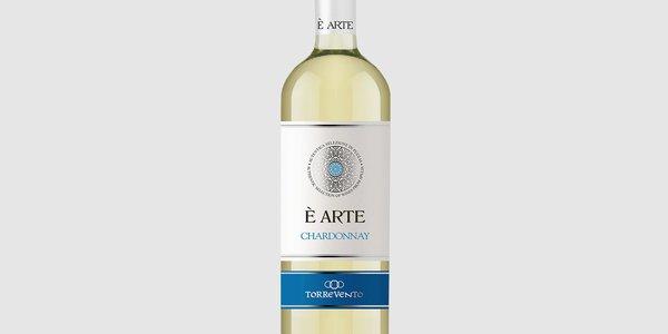 """Chardonnay """"E' Arte"""" Puglio IGT, Torrevento"""