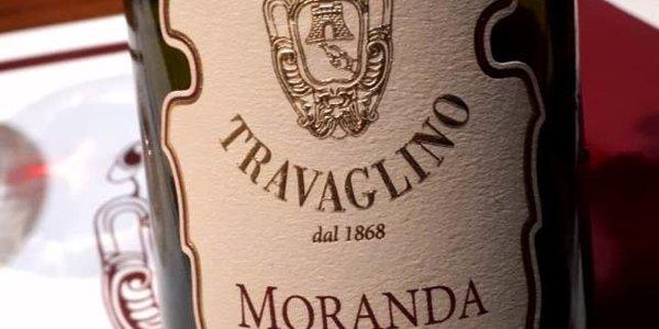 """Bonarda vivace DOC """"Moranda"""", Travaglino, Calvignano (PV)"""