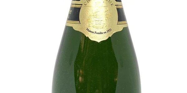 Champagne Diogène Tissier et Fils Brut Blanc de Blancs
