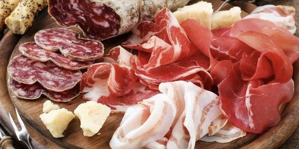 EXTRA TOPPING salami