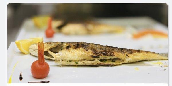 GRILLED ORATA FISH OR SPIGOLA FISH