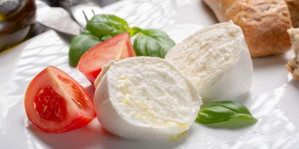 INGREDIENTE EXTRA mozzarella fiordilatte
