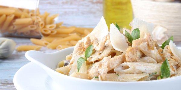 Chicken Pasta - باستا بالدجاج