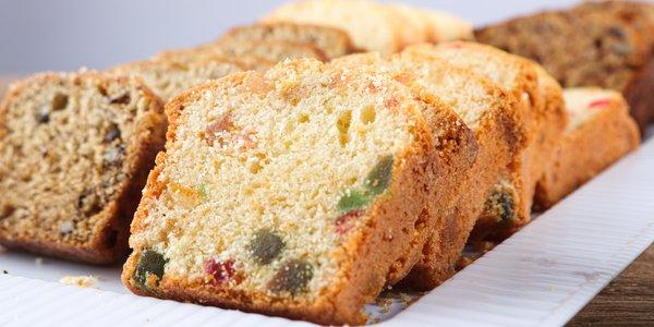 English fruit cake - انجلش كيك بالفواكه