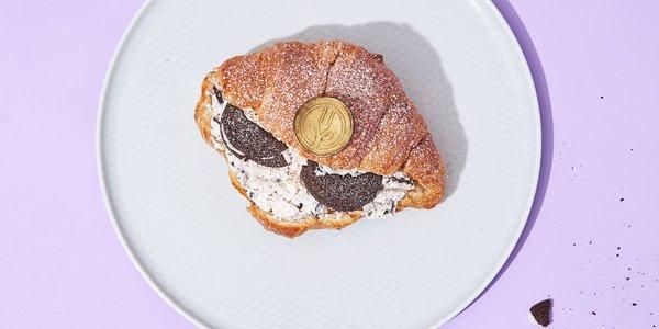 Oreo croissant