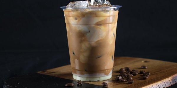 Iced Spanish Latte - سبانش لاتيه مثلجة