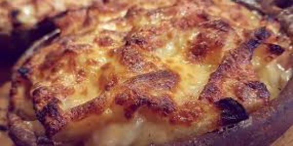 Pasticcio poulet
