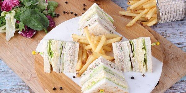 Club sandwich - كلوب سندويتش