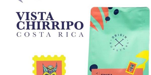 COSTA RICA - VISTA CHIRRIPO