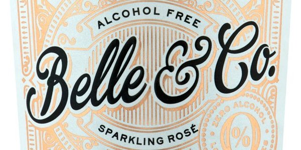 BELLE & CO ALCOHOL FREE WINE