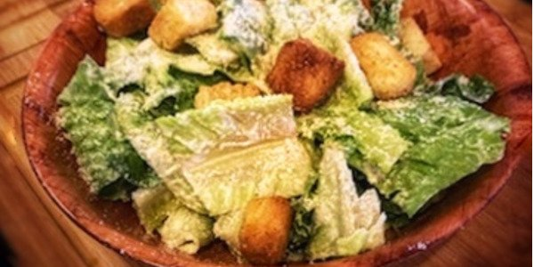Big Caesar Salad