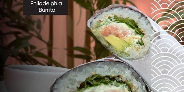 Philadelphia Burrito
