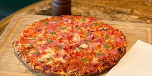 Grosse Pizzas