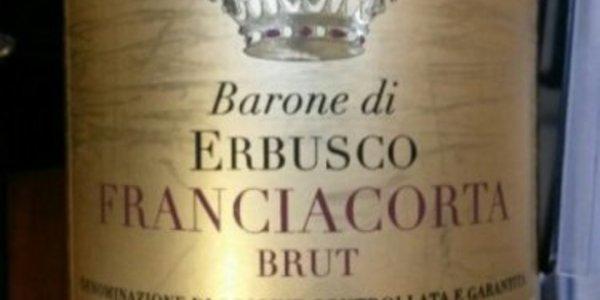 Barone di Erbusco, Franciacorta DOCG Saten