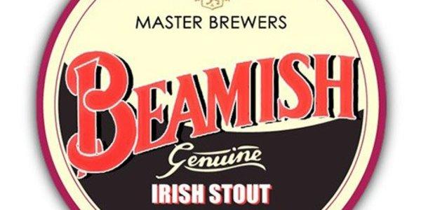 BEAMISH IRISH STOUT 1 pinta