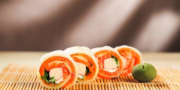 Kyurimaki Roll