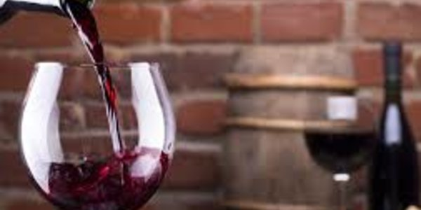 Calice di vino