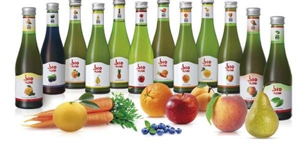 Succhi di frutta Bio Plose
