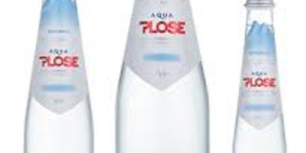 Bottiglia di acqua 0,50lt naturale o frizzante