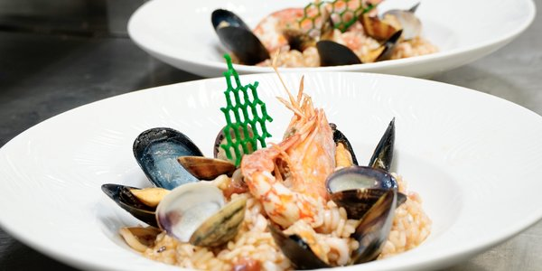 °SEAFOOD RISOTTO