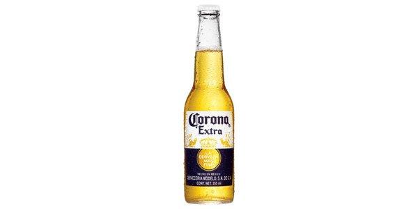 Corona Extra (35.5cl Flasche)