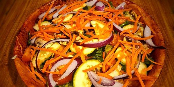Big Garden Salad
