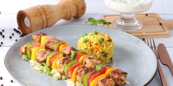Chicken Kebab -  كباب دجاج
