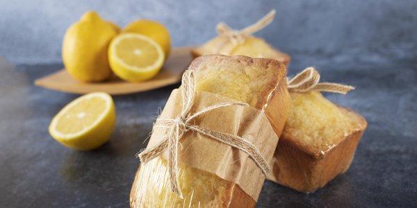 Lemon Pound Cake - ليمون باوند كيك