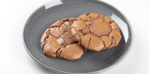 Chewy Choco Cookies