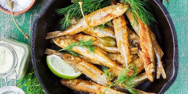 Gavros Fish