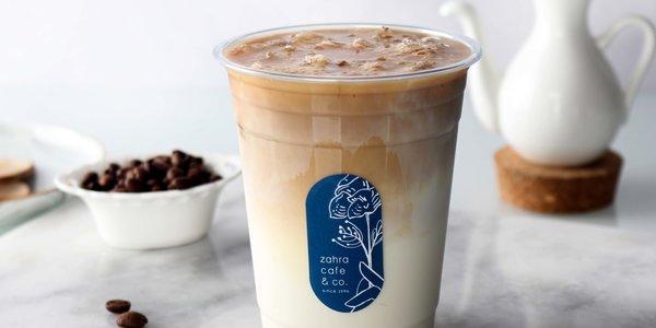 Iced Latte - لاتيه مثلج
