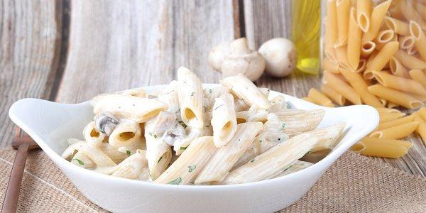 Mushrooms Pasta - باستا الفطر